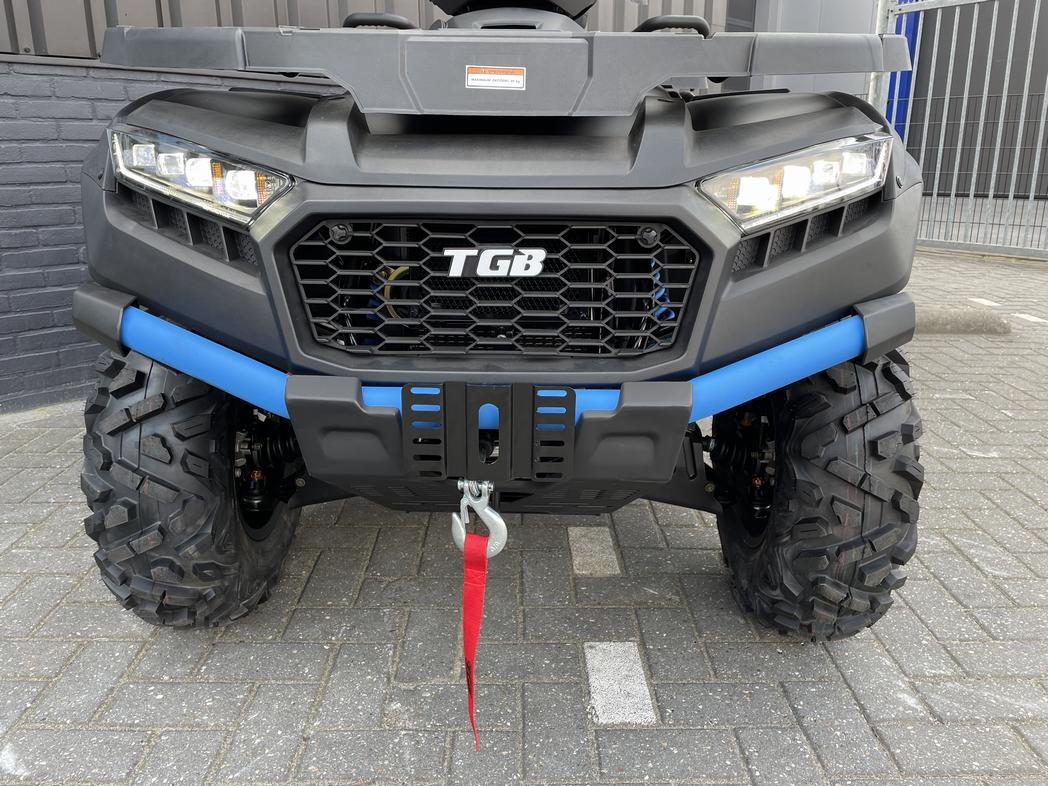 TGB Blade 600 LTX EPS L7e KENTEKEN