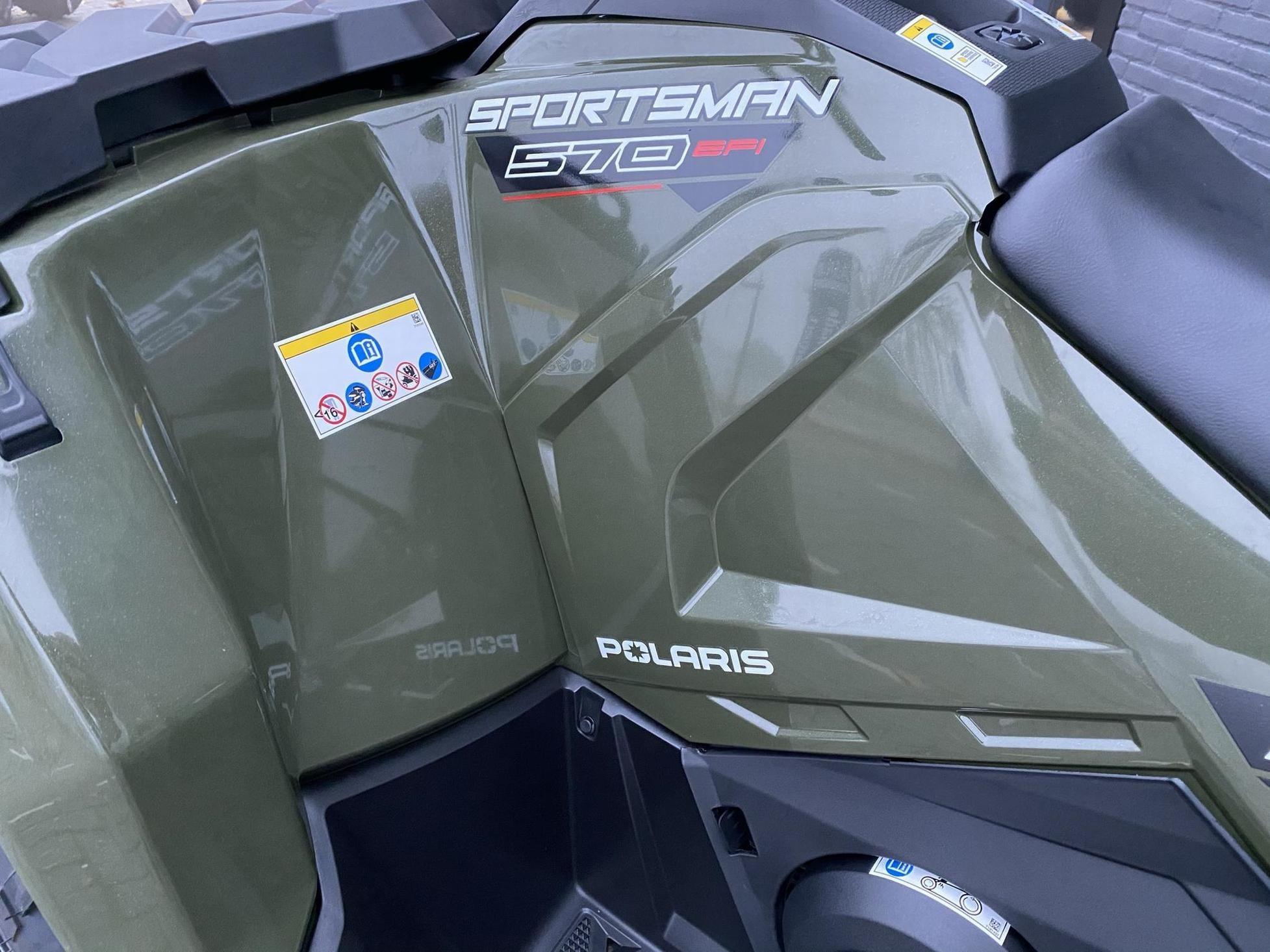 POLARIS Sportsman 570 T3b
