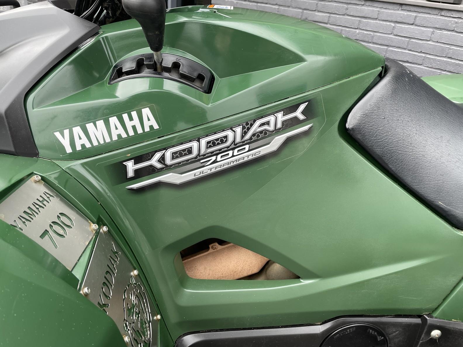 YAMAHA Kodiak 700 4x4