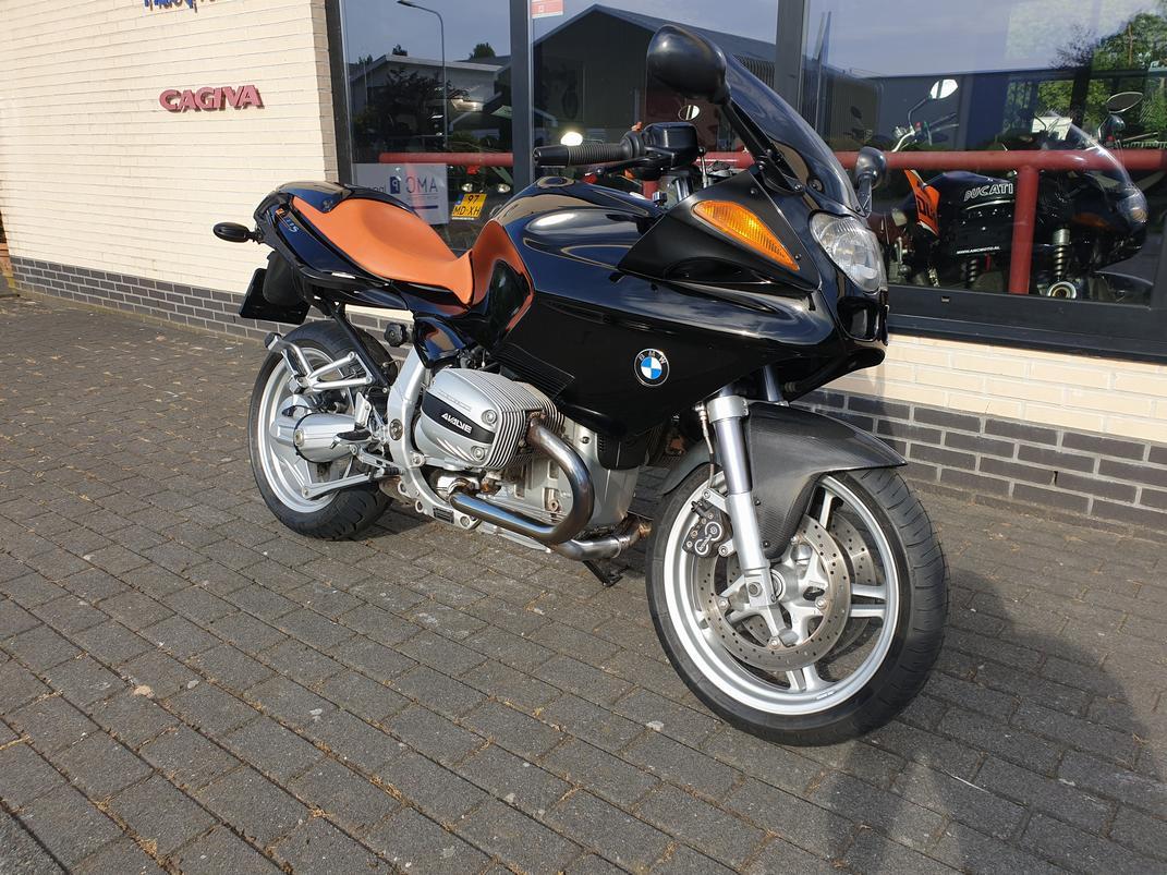 BMW - R 1100 S BMW R 1100 S 1999