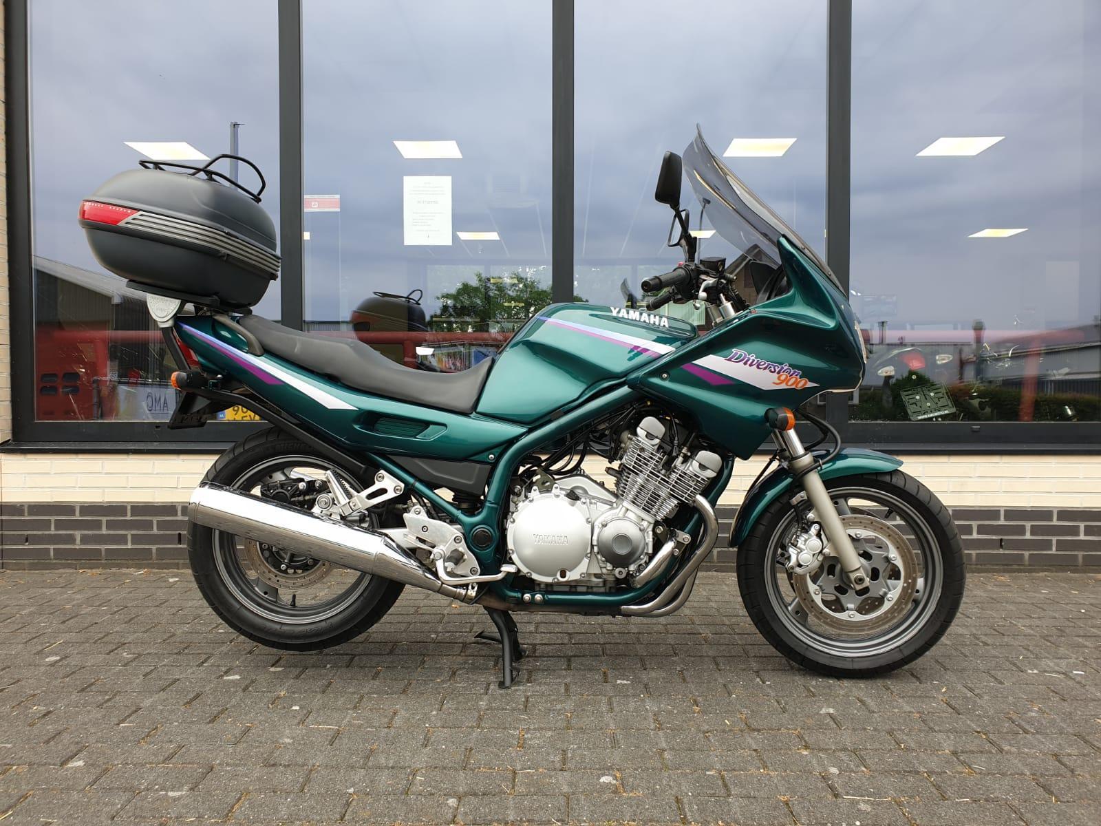 Yamaha XJ 900 S Diversion Vaihtokin 900 cm³ 1999 - Nurmes