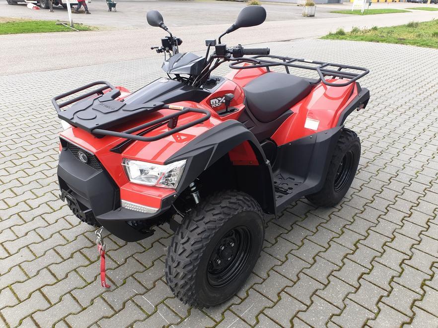 KYMCO - MXU 700 Kymco mxu 700 EPS qua