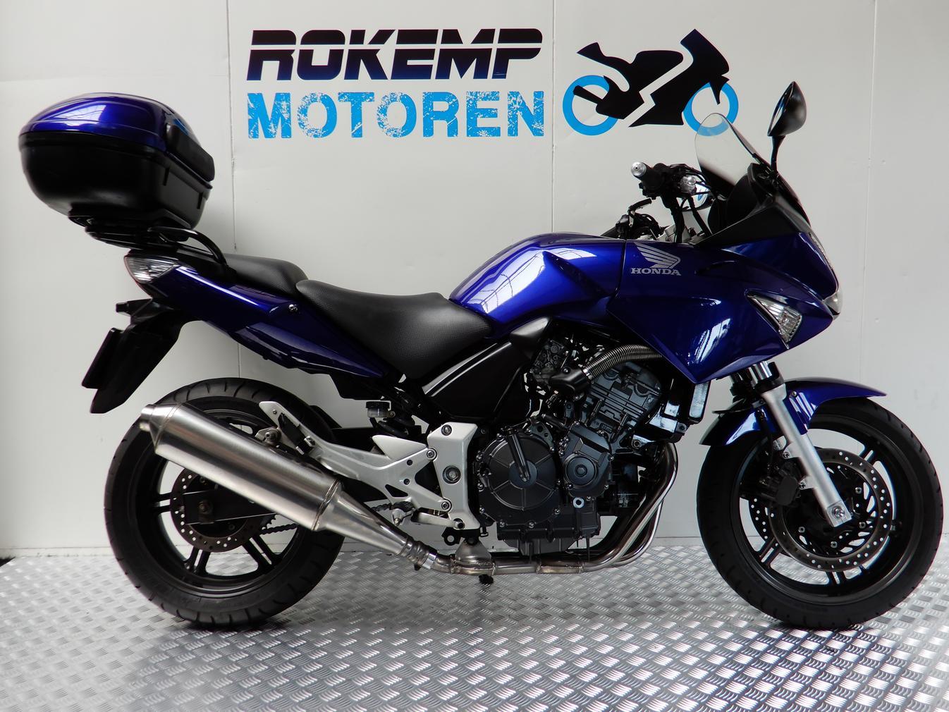 Review motor: HONDA CBF 600 - BikeNet