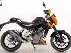 125 Duke - KTM