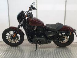 HARLEY-DAVIDSON - XL 1200 IRON