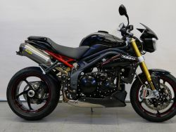 SPEED TRIPLE R ABS - TRIUMPH
