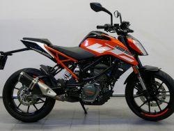 125 DUKE ABS - KTM