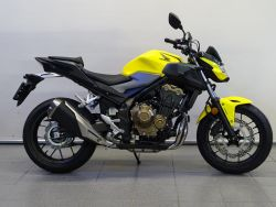 CB 500 F ABS - HONDA