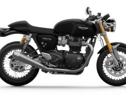 THRUXTON RS - TRIUMPH