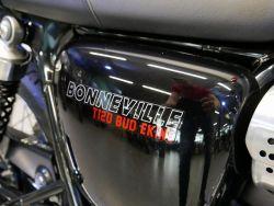 TRIUMPH - BONNEVILLE T 120 BUD EKINS