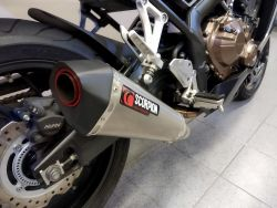 HONDA - CBR 650 F ABS