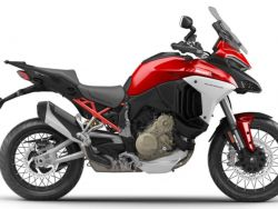 MULTISTRADA V4S SPOKED WHEELS