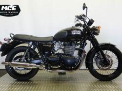 Bonneville T 100 Black