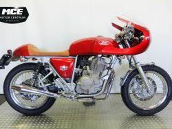 TT 40 Cafe Racer