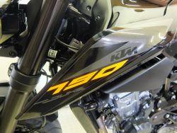 KTM - Duke 790 Black Edition