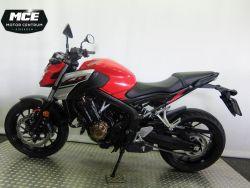 HONDA - CB650FA