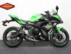 NINJA 650 ABS Performance - KAWASAKI