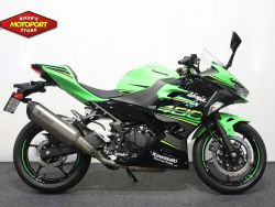 NINJA 400 ABS Performance