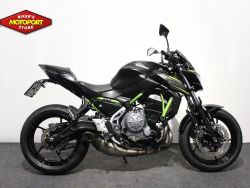 Z 650 ABS Performance