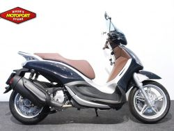 Beverly 350 Sport ABS-ASR