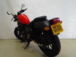 HONDA - CMX 500-ABS