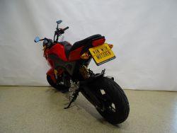 HONDA - MSX125 ABS