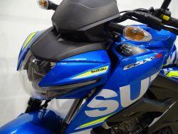 SUZUKI - GSX-S125A