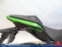 KAWASAKI - Z400 * Performance
