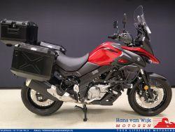 V-Strom 650-abs Traveller Pack