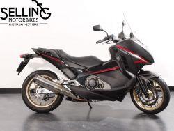HONDA - NC 750 DE