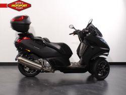 METROPOLIS 400 Black Edition - PEUGEOT