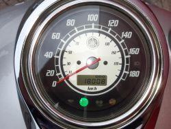 YAMAHA - XVS1100 DRAGSTAR