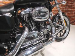 HARLEY-DAVIDSON - XL 1200 T Super low Sportster