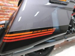 HARLEY-DAVIDSON - FLHXSE Street Glide CVO 117 F