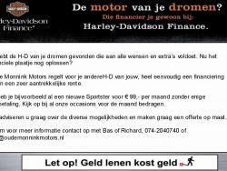 HARLEY-DAVIDSON - FXDF Dyna Fat Bob 1690