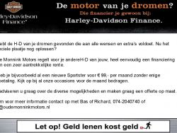 HARLEY-DAVIDSON - FLSB Softail Sport Glide 107