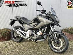 NC 750 XDL DCT Travel Edition!