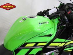 KAWASAKI - NINJA 125 ABS De sportfiets v