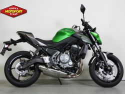 Z 650 ABS  Kawasaki Z 650 A