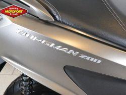 SUZUKI - Burgman 200A