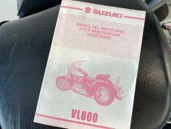 SUZUKI - VL800 Volusia CL