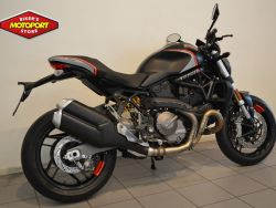 DUCATI - MONSTER 821 STEALTH SPECIAL