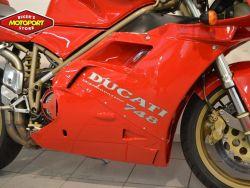 DUCATI - 748 BIPOSTO
