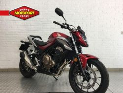 HONDA - CB 500 F ABS