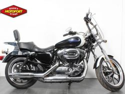 XL 1200 SUPER LOW - HARLEY-DAVIDSON