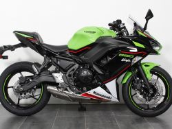 NINJA 650 KRT  Performance