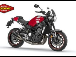 XSR 900 Sport Edition