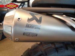 YAMAHA - XSR 700 Scrambler