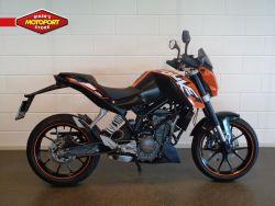 Duke 200 - KTM
