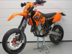 525 EXC RACING SUPERMOTARD